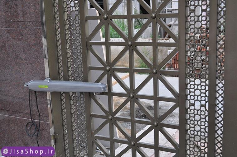 نصب جک درب برقی بتا مدل F600