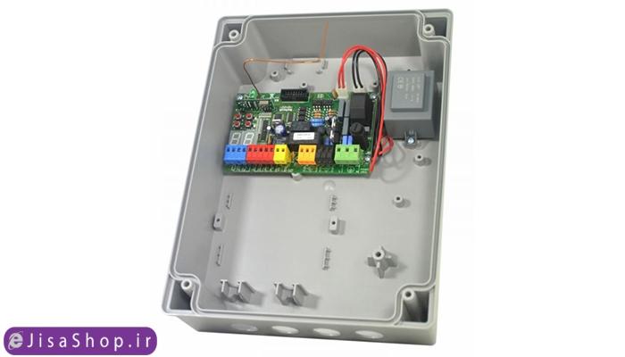 نصب جک درب پارکینگ اتوماتیک پروتکو مدل (ايس) ACE