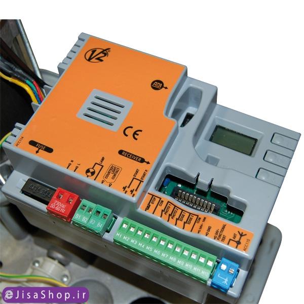 نصب موتور ریلی ویتو V2 Forteco 2200